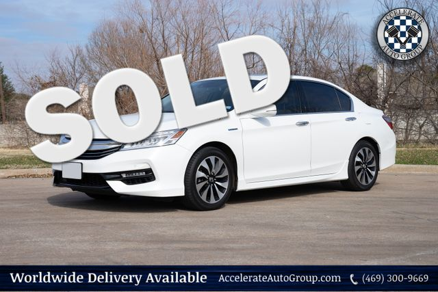 2017 Honda Accord Touring Hybrid in Rowlett