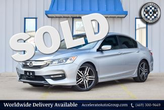 2017 Honda Accord Sport SE in Rowlett