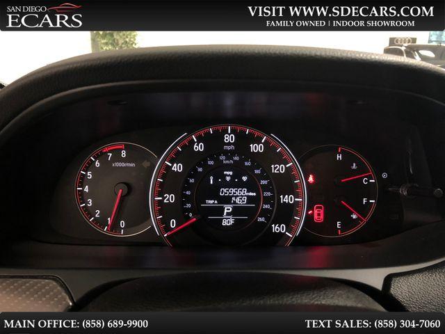 2017 Honda Accord Sport in San Diego, CA 92126