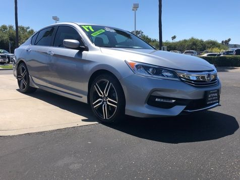 2017 Honda Accord Sport SE   San Luis Obispo, CA   Auto Park Sales & Service in San Luis Obispo, CA