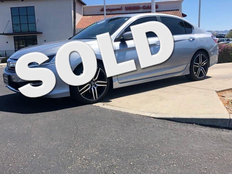 2017 Honda Accord Sport SE   San Luis Obispo, CA   Auto Park Sales & Service in San Luis Obispo CA