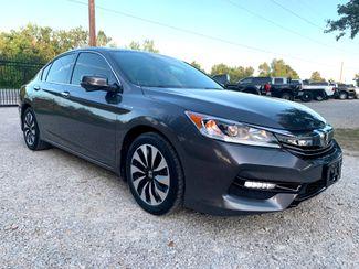 2017 Honda Accord Hybrid EX-L in Sealy, Texas 77474