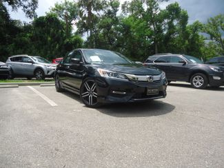 2017 Honda Accord Sport SEFFNER, Florida 8