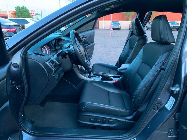 2017 Honda Accord Sport 5 YEAR/60,000 MILE FACTORY POWERTRAIN WARRANTY Mesa, Arizona 9