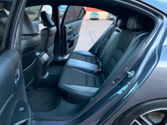 2017 Honda Accord Sport 5 YEAR/60,000 MILE FACTORY POWERTRAIN WARRANTY Mesa, Arizona 10