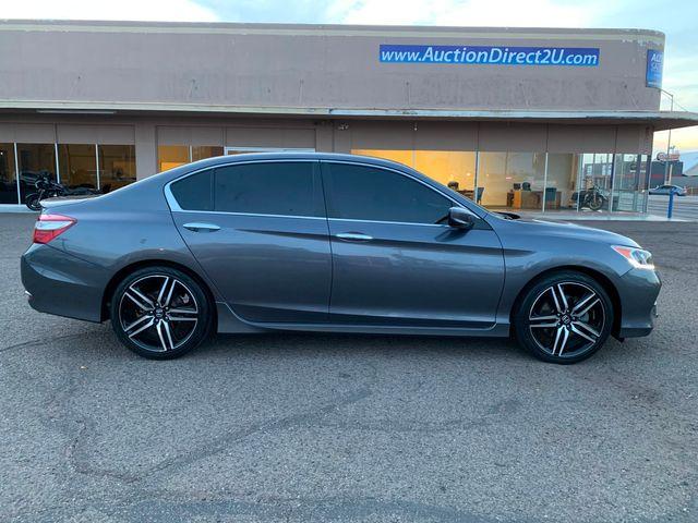 2017 Honda Accord Sport 5 YEAR/60,000 MILE FACTORY POWERTRAIN WARRANTY Mesa, Arizona 5