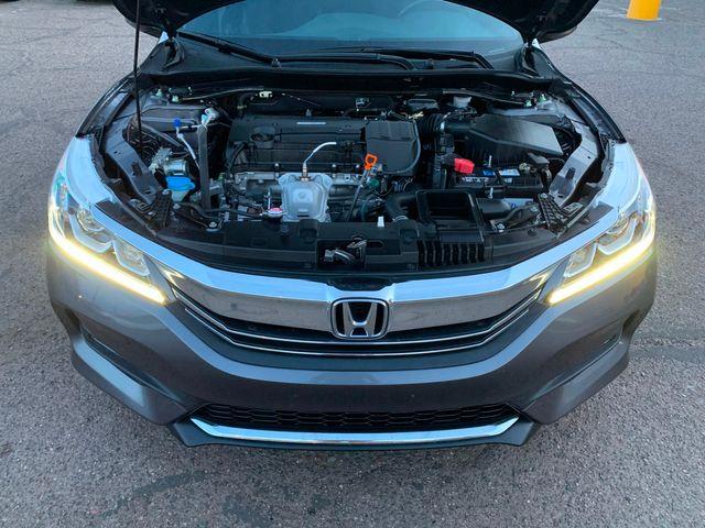 2017 Honda Accord Sport 5 YEAR/60,000 MILE FACTORY POWERTRAIN WARRANTY Mesa, Arizona 8