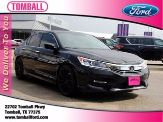 2017 Honda Accord Sport SE in Tomball, TX 77375