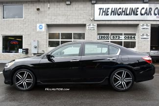 2017 Honda Accord Sport Waterbury, Connecticut 3