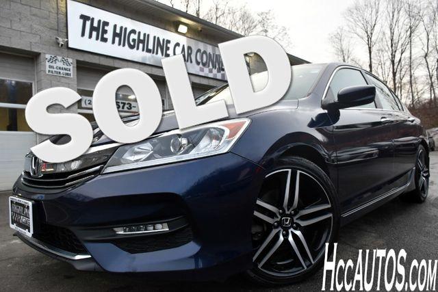 2017 Honda Accord Sport Waterbury, Connecticut