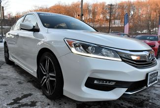2017 Honda Accord Sport SE Waterbury, Connecticut 8