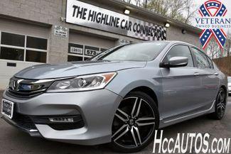 2017 Honda Accord Sport SE Waterbury, Connecticut