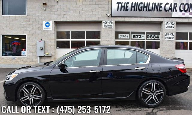 2017 Honda Accord Sport Waterbury, Connecticut 2