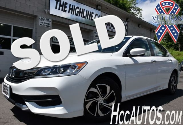 2017 Honda Accord LX Waterbury, Connecticut