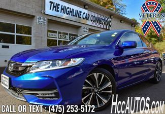 2017 Honda Accord EX-L Waterbury, Connecticut