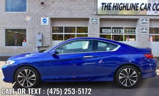 2017 Honda Accord EX-L Waterbury, Connecticut 2