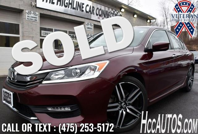 2017 Honda Accord Sport Waterbury, Connecticut