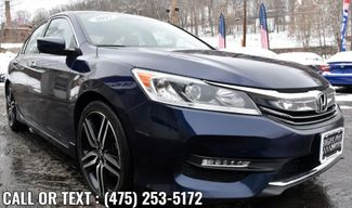 2017 Honda Accord Sport SE Waterbury, Connecticut 3