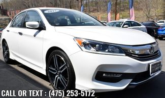 2017 Honda Accord Sport SE Waterbury, Connecticut 2