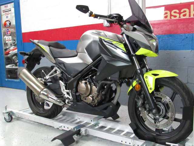 2017 Honda CB300F ABS in Dania Beach , Florida 33004