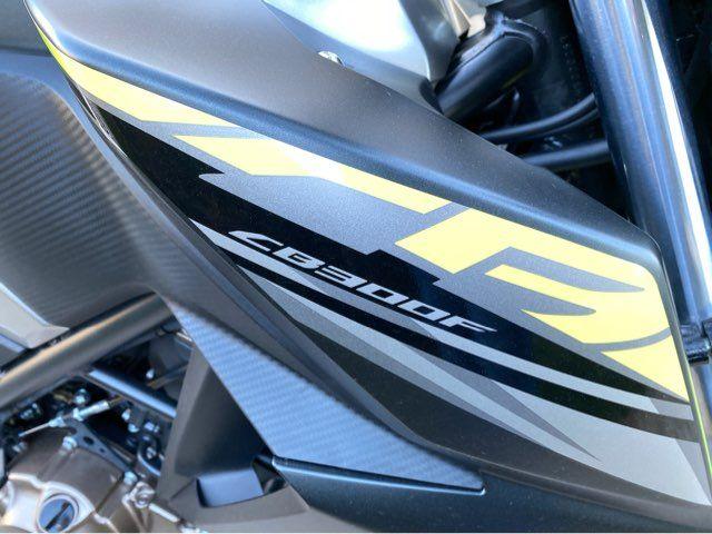 2017 Honda CB300FA in McKinney, TX 75070