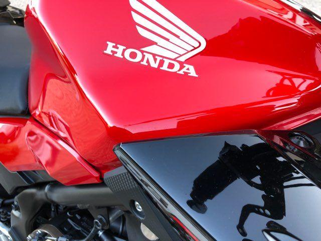 2017 Honda CB500F in McKinney, TX 75070