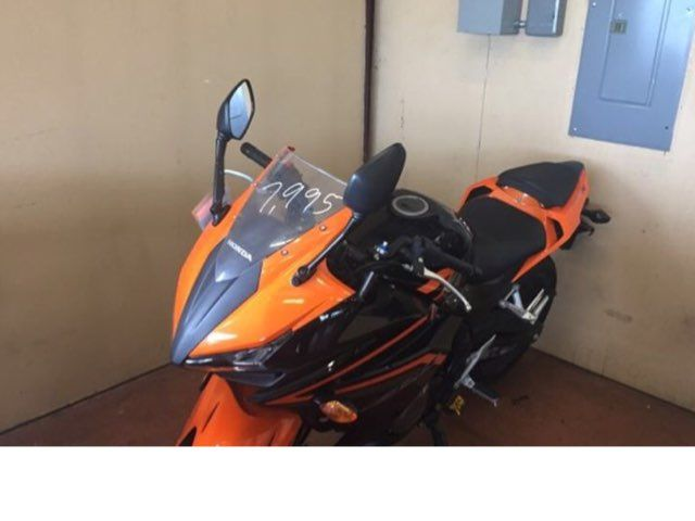 2017 Honda CBR® 500  - John Gibson Auto Sales Hot Springs in Hot Springs Arkansas