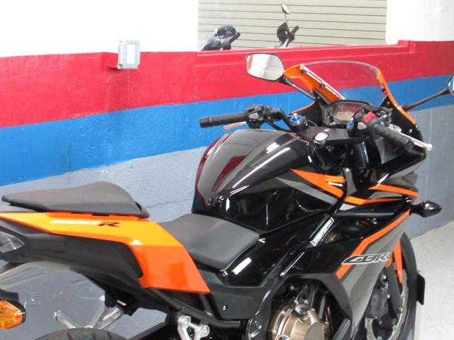 2017 Honda CBR500R in Dania Beach , Florida 33004