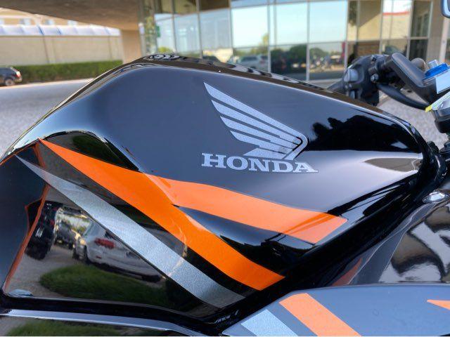 2017 Honda CBR500R in McKinney, TX 75070