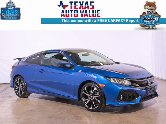 2017 Honda Civic Si in Addison TX, 75001