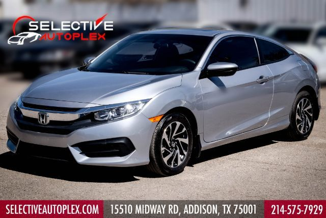 2017 Honda Civic LX-P in Addison, TX 75001