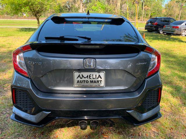 2017 Honda Civic Sport in Amelia Island, FL 32034