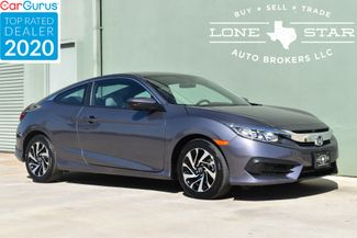 2017 Honda Civic LX-P | Arlington, TX | Lone Star Auto Brokers, LLC-[ 2 ]