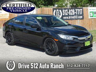 2017 Honda Civic LX in Austin, TX 78745