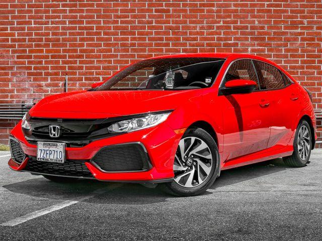 2017 Honda Civic LX Burbank, CA 2
