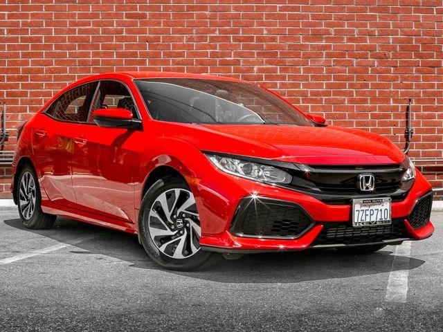 2017 Honda Civic LX Burbank, CA 3