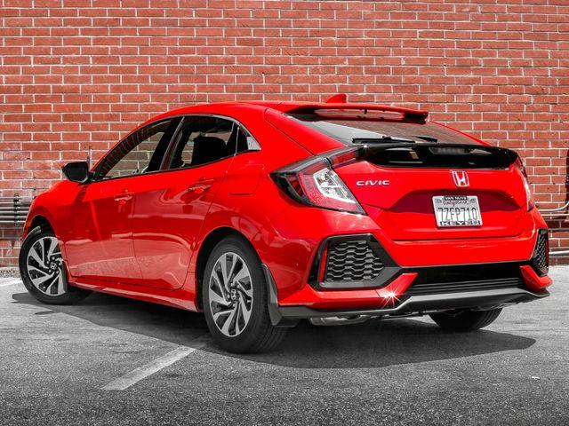 2017 Honda Civic LX Burbank, CA 5