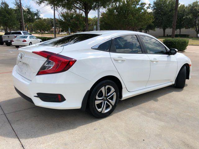 2017 Honda Civic LX ONE OWNER in Carrollton, TX 75006