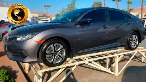 2017 Honda Civic LX in cathedral city