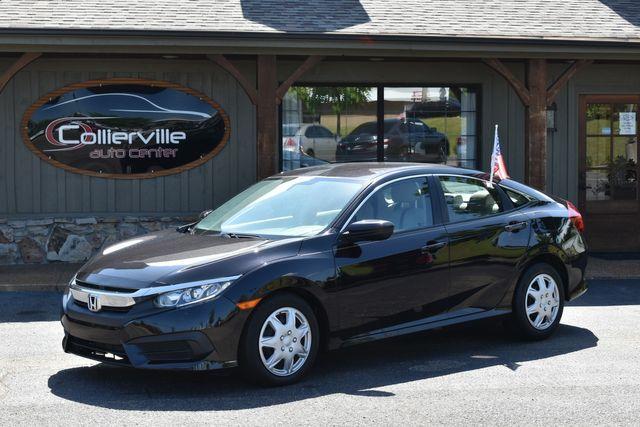 2017 Honda Civic LX in Collierville, TN 38107