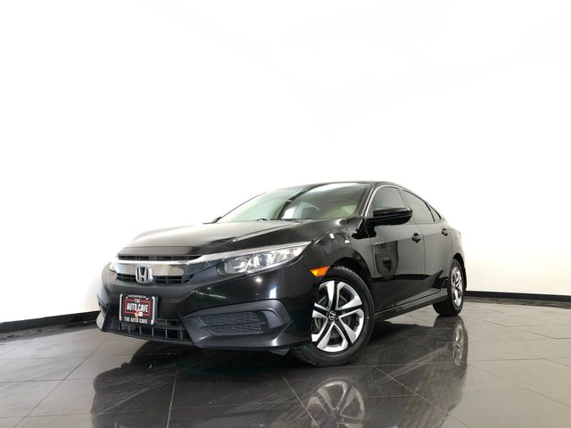 2017 Honda Civic *Get Approved NOW* | The Auto Cave in Dallas