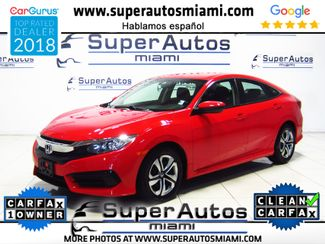 2017 Honda Civic LX in Doral, FL 33166