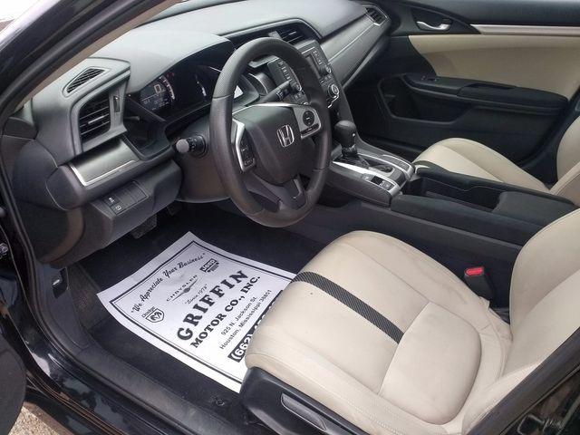 2017 Honda Civic LX Houston, Mississippi 6