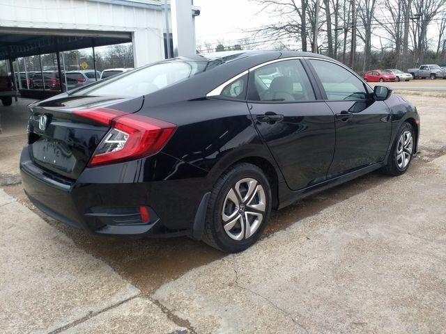 2017 Honda Civic LX Houston, Mississippi 4