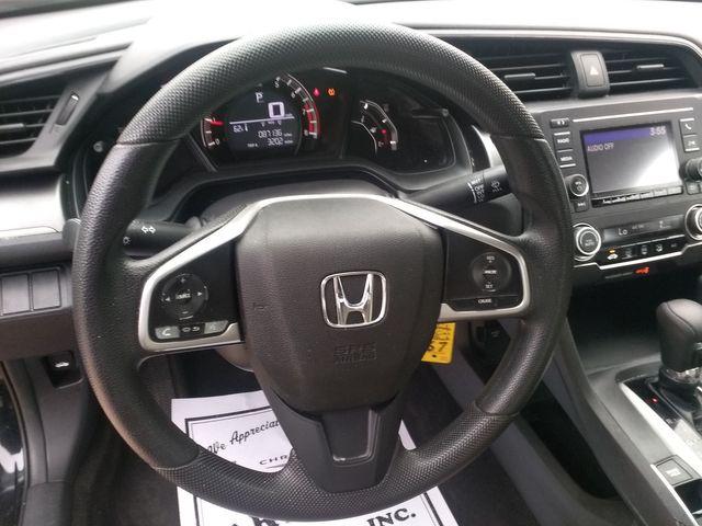 2017 Honda Civic LX Houston, Mississippi 10