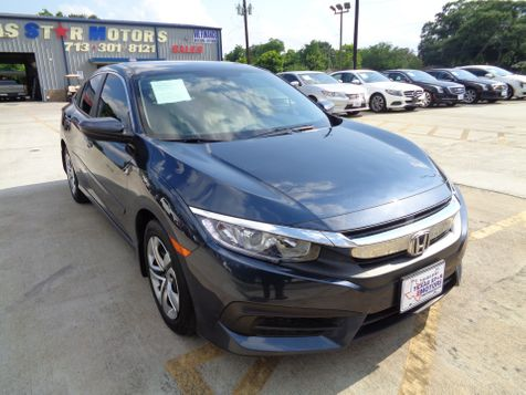 2017 Honda Civic LX in Houston