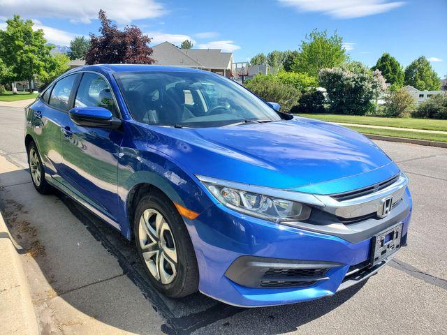 2017 Honda Civic LX in Kaysville, UT 84037