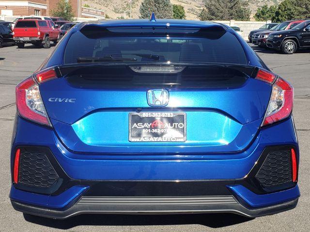 2017 Honda Civic EX-L Navi LINDON, UT 7