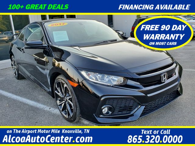 2017 Honda Civic Si 6-Speed Turbo in Louisville, TN 37777