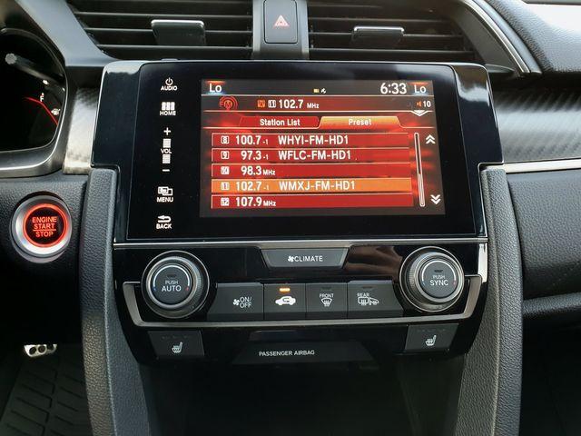 2017 Honda Civic Si 6-Speed Turbo in Louisville, TN 37777